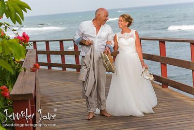 Denise and Clive - El Oceano, Mijas Costa