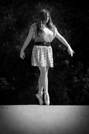 Callie Senior Pics - Portfolio