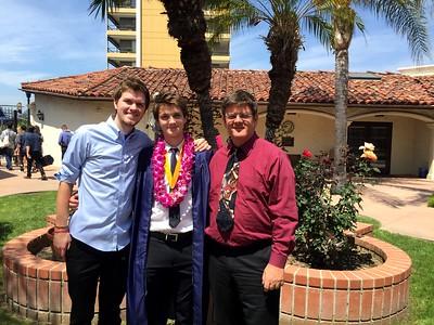 Nick - High School Graduation