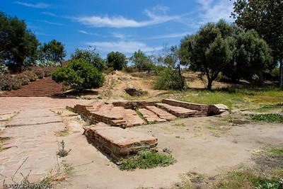 June—San Luis Rey Mission