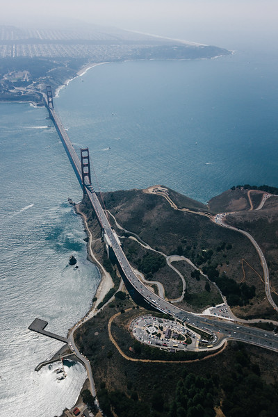 San Francisco Bay Aerial Photos
