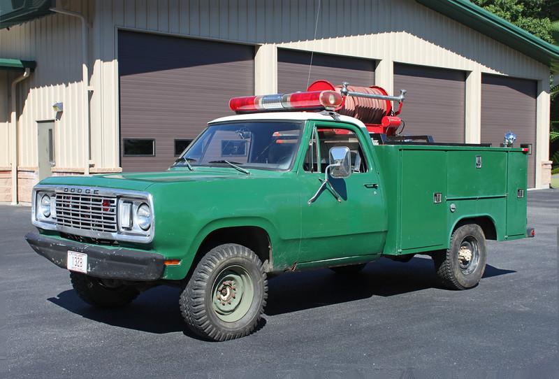 Brush 1.  1977 Dodge 4x4 / Custom.  125 / 200
