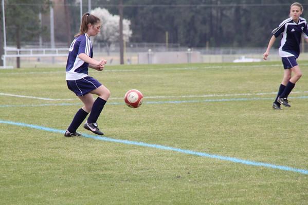 ESMS Girls Soccer Region 2010
