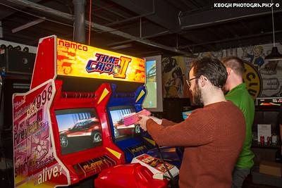 Arcade Club Bury 02-02-2019