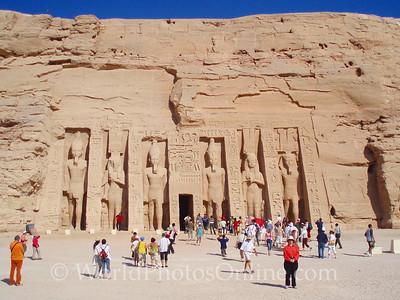 Aswan - Abu Simbel - Temple of Ramses II