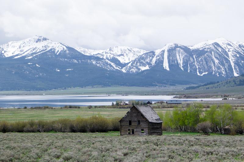 Henry's Lake, ID