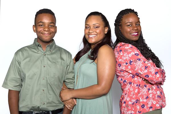 Walls Kids Family Portraits
