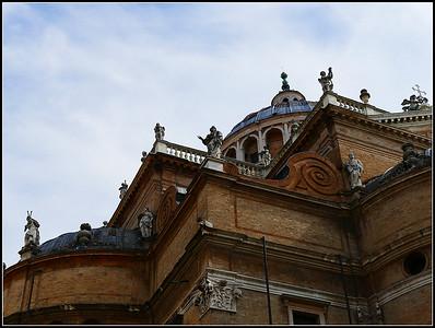 Parma: Basilica di Santa Maria della Steccata