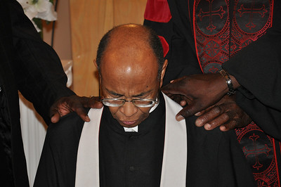 The Service of Episcopal Consecration of Bishop Jesse L. Barnes June 23, 2013