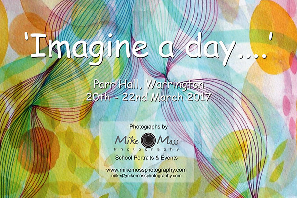 Imagine a day.... at the Parr Hall