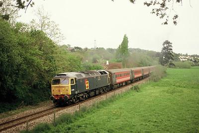 Dartmoor Railway 2005