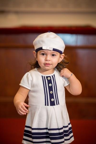 Yetemian, Arianna's Baptism 2017-01-15