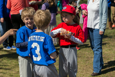 Old Rochester Little League Opening Day 2014