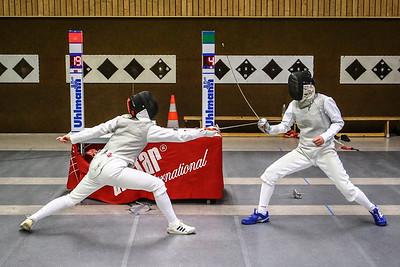 Deutschlandpokal CTG Coblenz vs. Wiesbaden (Frauen) 22.11.18