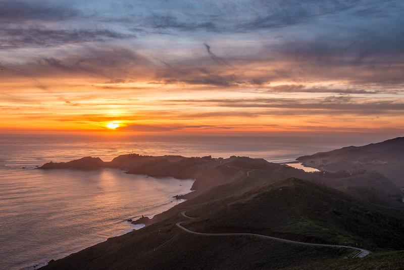 Marin Sunset (2016-02-11)