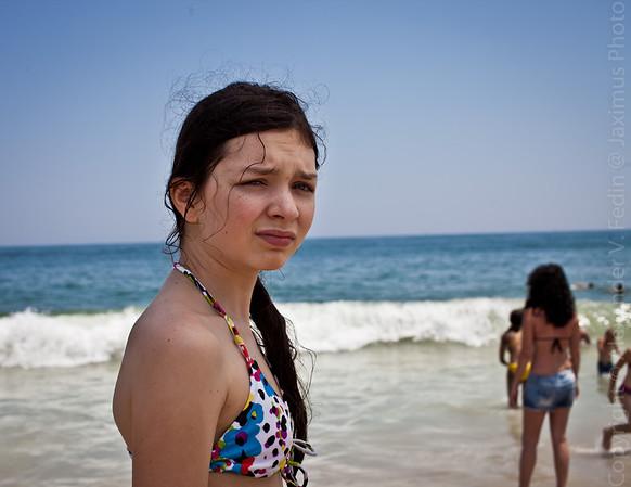 Atlantic Ocean - Ocean City, MD - July, 2011