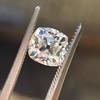 1.39ct Antique Cushion Cut Diamond, GIA J, SI1 16