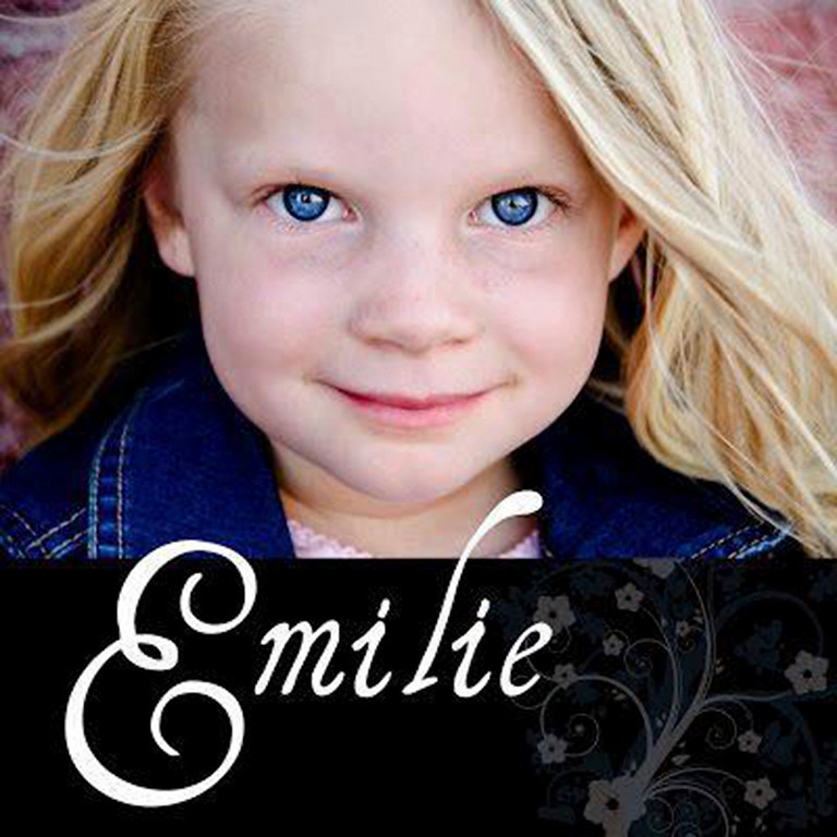 . Emilie Parker is shown in this undated handout photo provided by her family. Parker was one of 20 children killed at a Connecticut elementary school on Friday in one of the worst mass shootings in U.S. history were all aged six and seven, according to a list of victims\' names released on Saturday. REUTERS/Emilie Parker Memorial Fund/Handout