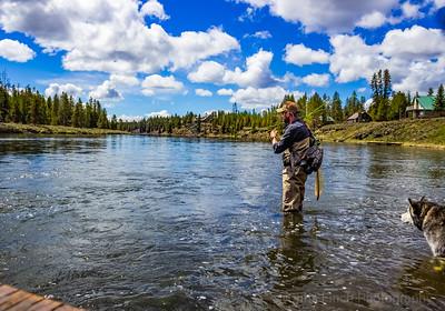 Henry's Fork Snake River, Idaho 5-13-2018