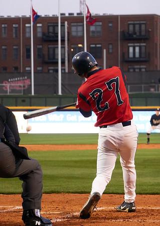 Belmont Baseball vs Vanderbilt
