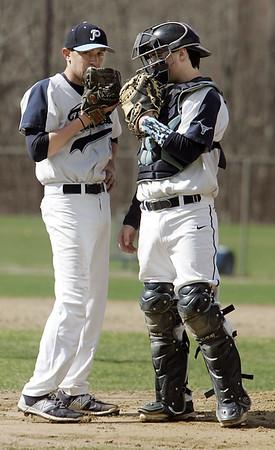 St. John's Prep vs Peabody Baseball