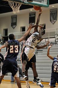 2010/2011 KMHS BF vs. South Cobb (12-10-10)