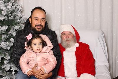 Production Framing Santa Party