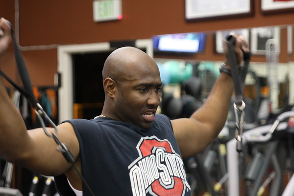 Workout @ Fitness Quest 10 11-29-10