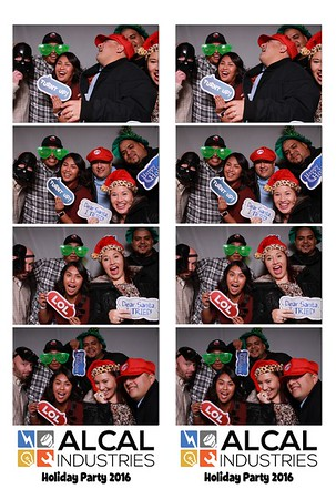 ALCAL Industries Holiday Party 2016