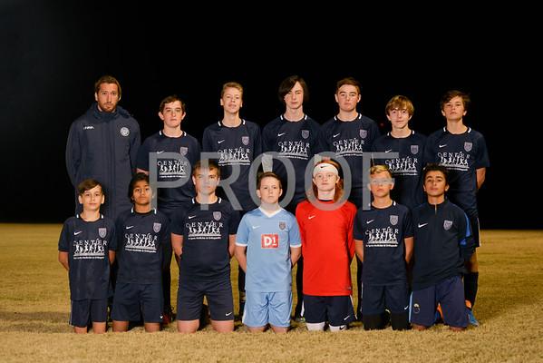 CFC19: 2005 Boys Navy