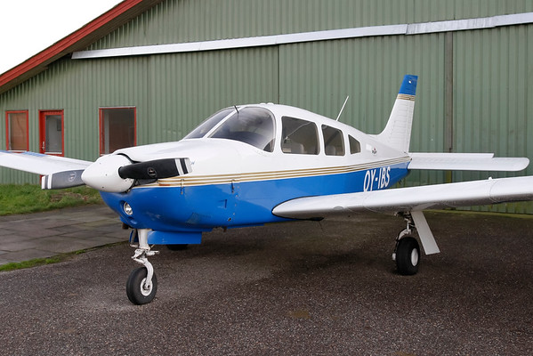 OY-IBS - Piper PA-28R-201 Arrow III