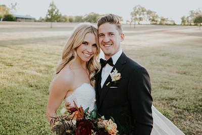 Morgan & Tommy Wedding Day