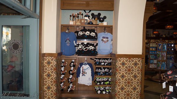 Disneyland Resort, Disney California Adventure, Buena, Vista, Street, Oswald, Ortensia, Merchandise