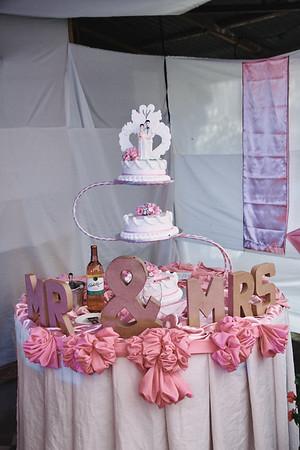 Ian Harlene Wedding