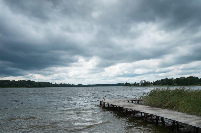 Gieret Lake, Poland