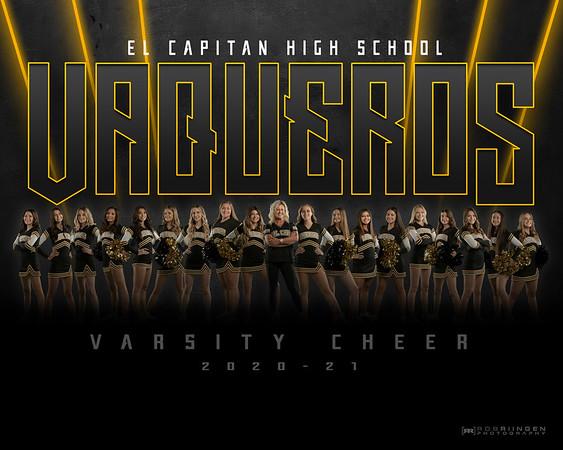 ECHS Cheer 2020-21
