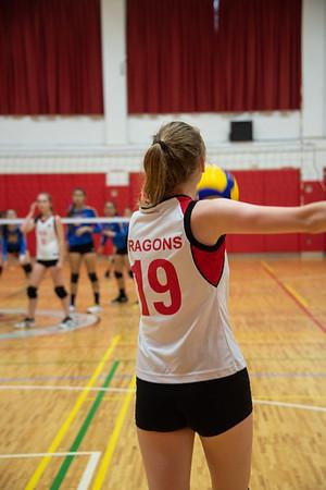 HS Girls Volleyball