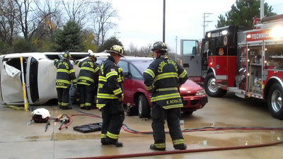C.D.H Extrication Demo