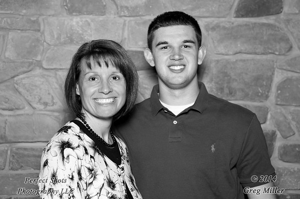 Mother & Sons Grad Party