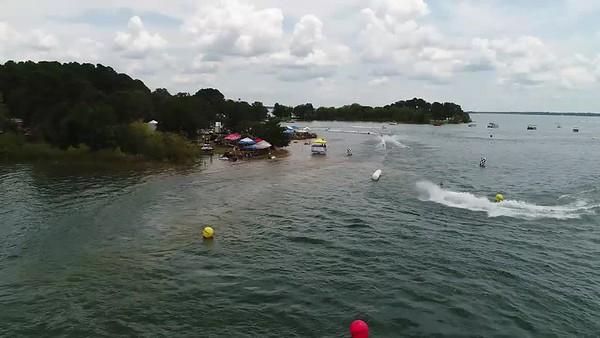 Wet n'Wild Lake Hartwell Pro Watercross Event 8-11-18