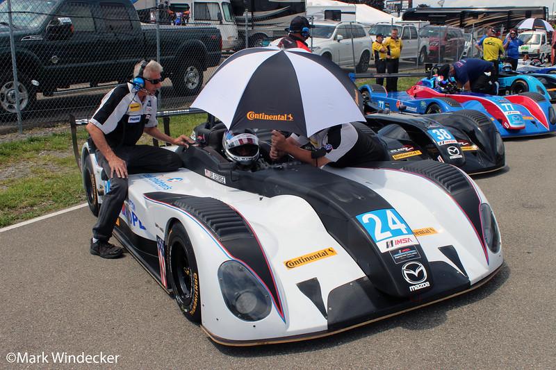 MPC Tim George Eurosport Racing