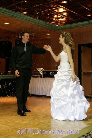 Jonathan & Rebecca Wedding Reception