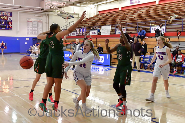 Girls - Smoky Hill at Cherry Creek - January 30 2019