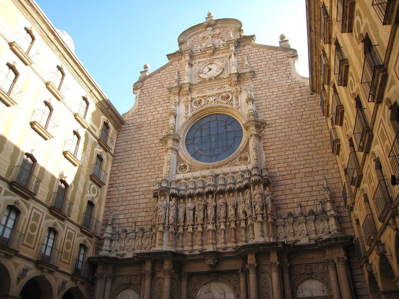 Montserrat - Benedictine Monastery