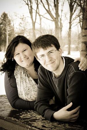 Kyle & Amanda