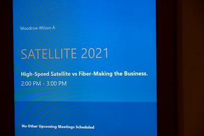 High-Speed Satellite vs Fiber