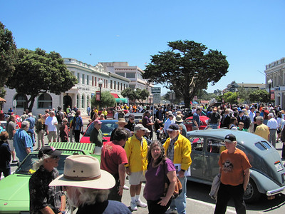 2013 Pacific Grove The Little Car Show