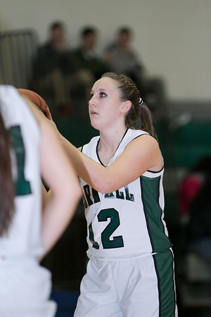 CCHS Girls vs Monticello (2.25.14)