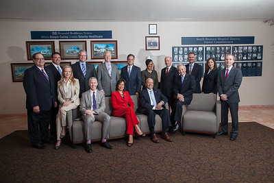 MHS Executive Staff