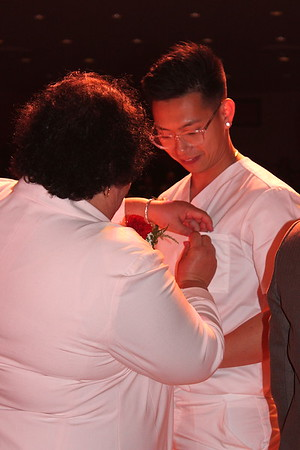 Nurses Pinning Ceremony 2019
